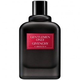 GIVENCHY GENTLEMAN ONLY ABSOLUTE 100 ML EDP TESTER