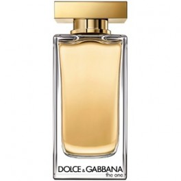 DOLCE & GABBANA THE ONE WOMAN 100 ML EDT