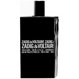 Zadig & Voltaire This Is Him! 100 ml EDT Tester